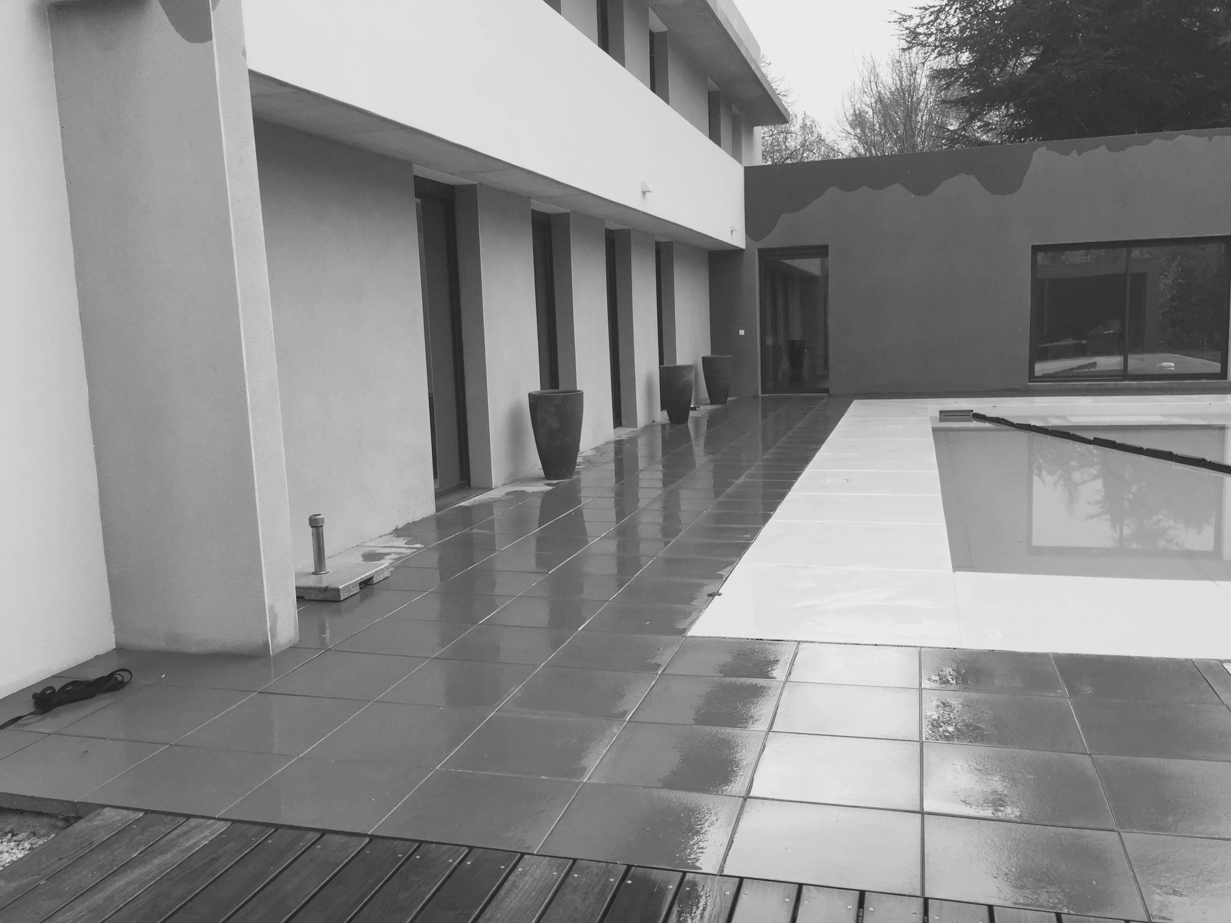 plage piscine en bois a aix en provence am nagement de terrasse en bois aix en provence. Black Bedroom Furniture Sets. Home Design Ideas